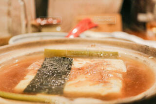 湯豆腐の写真・画像素材[3147566]