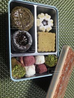 ビストロうかいのクッキーの写真・画像素材[1548486]