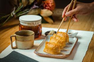 いなり寿司の写真・画像素材[1619883]