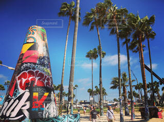 Venice beachの写真・画像素材[1550288]