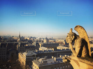 Parisの写真・画像素材[1550368]