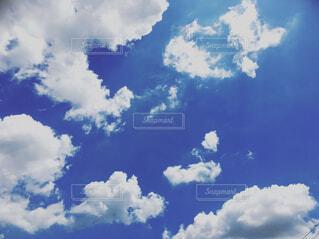 Blue skyの写真・画像素材[1550378]