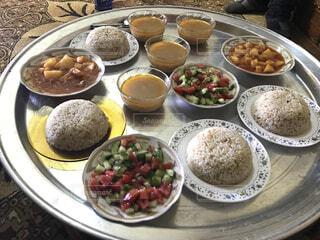 エジプトの民族料理の写真・画像素材[1551512]