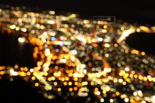 ピンボケ夜景の写真・画像素材[1551519]