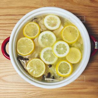 レモン鍋の写真・画像素材[1595627]