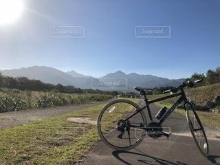 サイクリングの写真・画像素材[1570063]