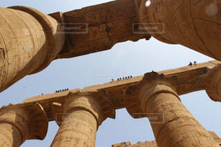 カルナック神殿の写真・画像素材[1551264]