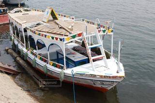カラフルなボートの写真・画像素材[1551437]