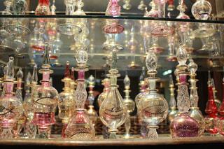 香水瓶の写真・画像素材[1552539]