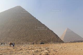 ピラミッドの写真・画像素材[1552738]