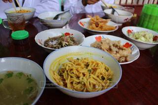 ミャンマー料理の写真・画像素材[1553889]