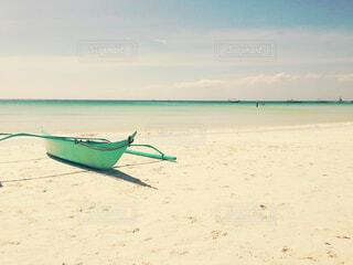 ボラカイ島のビーチの写真・画像素材[1557042]