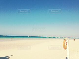 ボラカイ島のビーチの写真・画像素材[1557151]