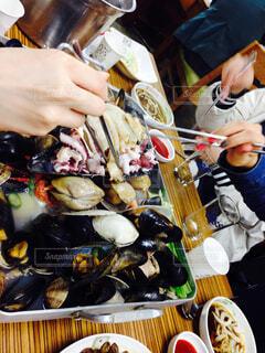 釜山で海鮮の写真・画像素材[1566941]
