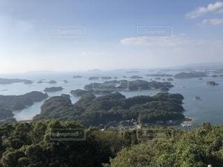九十九島の写真・画像素材[1575717]