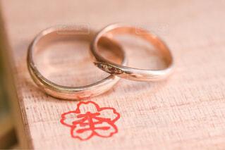結婚指輪の写真・画像素材[2413629]