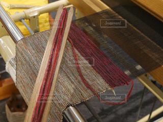 伝統工芸の紡ぎの写真・画像素材[1586626]