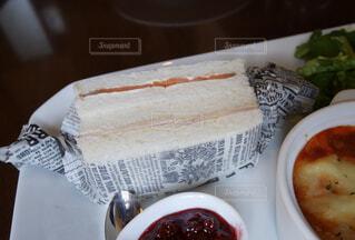 サンドイッチの写真・画像素材[1704041]
