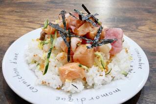 ちらし寿司の写真・画像素材[1806438]