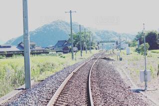 田舎の景色の写真・画像素材[1563459]