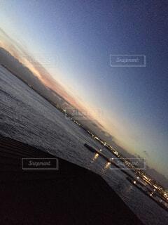 海岸線での写真・画像素材[1570068]