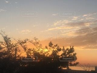 夕日の写真・画像素材[1553470]