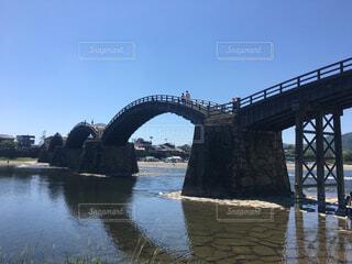 錦帯橋の写真・画像素材[1555069]