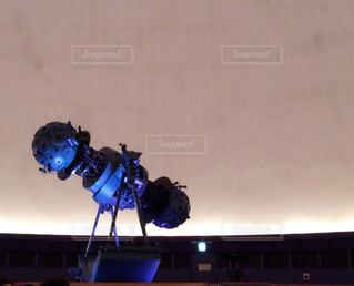 プラネタリウムの写真・画像素材[1556227]