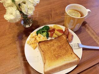 朝食の写真・画像素材[1765404]