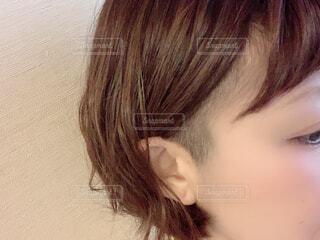 髪型の写真・画像素材[1816514]
