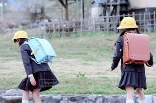 学校帰りの写真・画像素材[1857847]