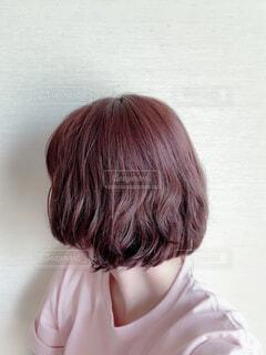 髪色の写真・画像素材[2092146]