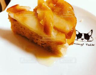 りんごケーキの写真・画像素材[1554961]