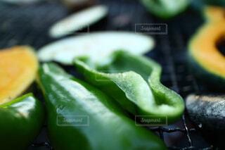 野菜焼きの写真・画像素材[1559889]