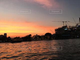 夕日の写真・画像素材[339814]