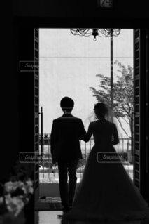 結婚式の写真・画像素材[1558972]