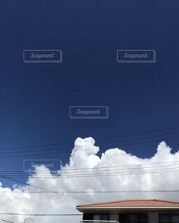 入道雲の写真・画像素材[1559569]