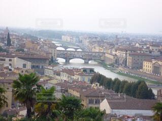 フィレンツェの景色の写真・画像素材[1562178]