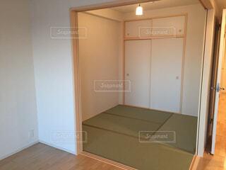 我が家の和室♫入居前の写真・画像素材[2449201]