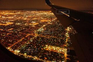 ロサンゼルスの夜景の写真・画像素材[1561299]