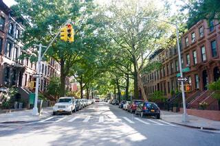 Brooklynの街並みの写真・画像素材[1569801]