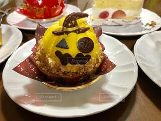 Halloweenケーキの写真・画像素材[1578758]