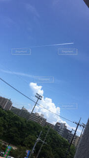 青い空の写真・画像素材[1562927]
