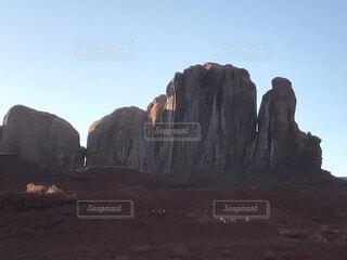 岩のスヌーピーの写真・画像素材[1570473]