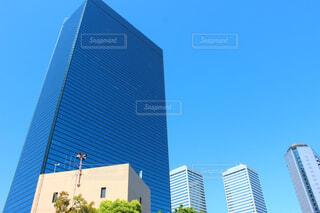 都市の高層ビルの写真・画像素材[1821130]