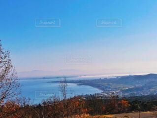 琵琶湖大橋遠望の写真・画像素材[1685896]
