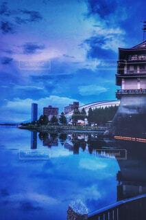 琵琶湖三大建築?の写真・画像素材[2462785]