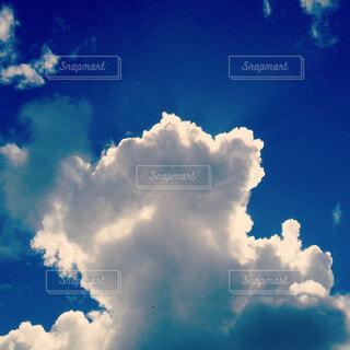 雲の写真・画像素材[54203]