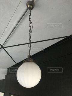 ペンダントライトの写真・画像素材[1563725]