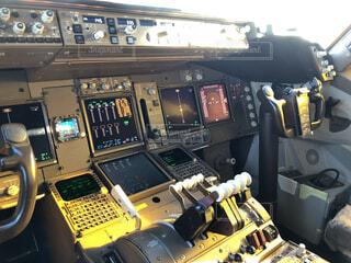 Cockpitの写真・画像素材[1564678]